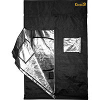 48 x 48 x 83 in. - Gorilla Grow Tent - Infrared Blocking Roof - Flood Proof Flooring - GGT44