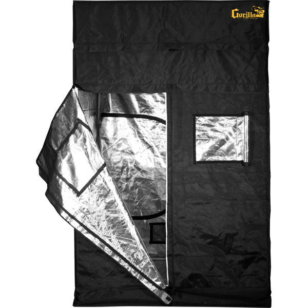 48 x 96 x 83 in. - Gorilla Grow Tent Image