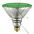 Shatter Resistant - 85 Watt - PAR38 - Flood - Green