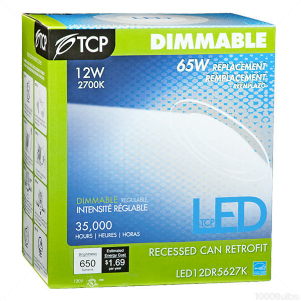 6 in. Retrofit LED Downlight - 12 Watt Image