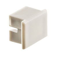ECO MW End Cap for PDS4-ALU Channel - Works With KLUS Micro Switch - KLUS 22002