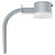 RAB YBLED26N/ARM - LED Barn Light Fixture with Arm
