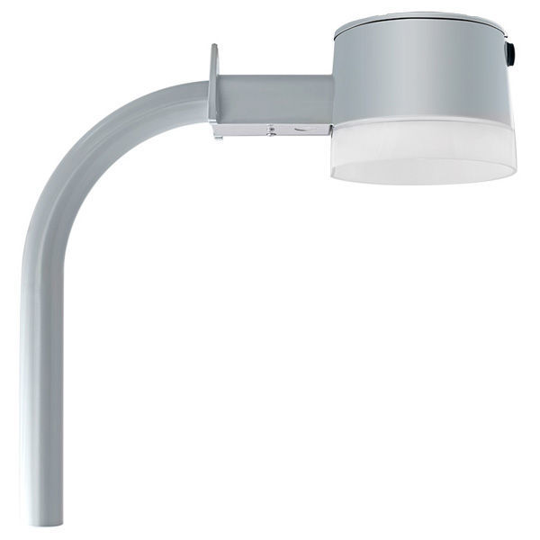 RAB YBLED26Y/ARM - LED Barn Light Fixture with Arm Image