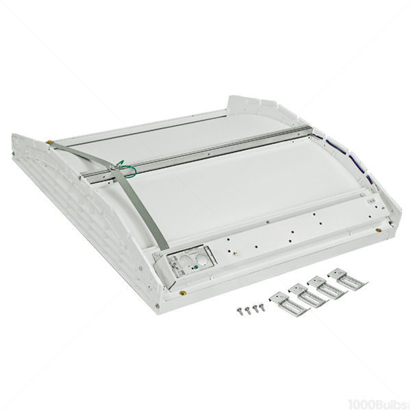 2 x 2 LED Recessed Troffer - 2046 Lumens Image