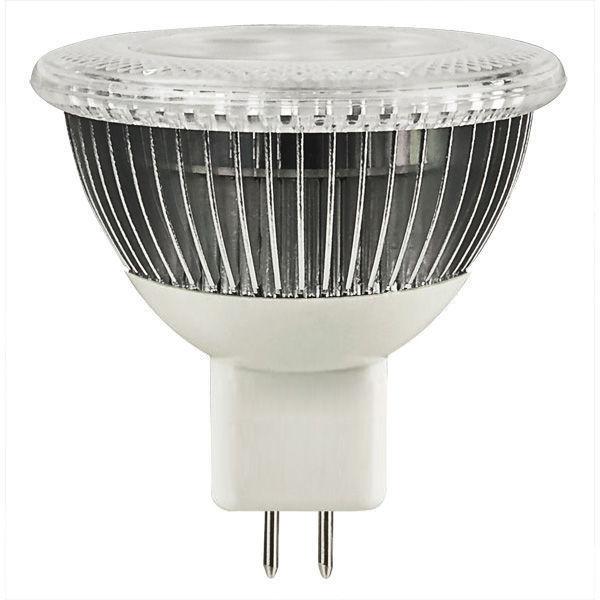 6 Watt - LED - MR16 - 4000K Cool White - 50 Watt Equal - Flood - MSi xMR1640400D Image