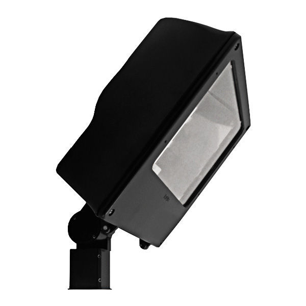 RAB MEGS400SFQT/PC - HPS Flood Light Fixture with Photo Cell Image
