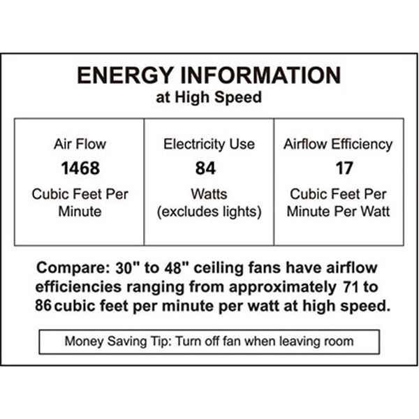 Fanimation OF110OB - 20 in. - Extraordinaire Ceiling Fan Image