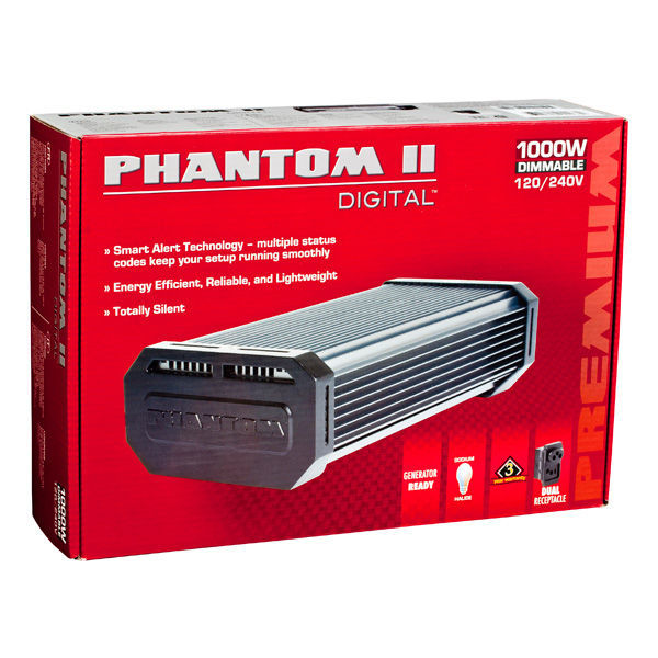 1000 Watt - Phantom II Digital Ballast Image