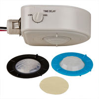 White - Passive Infrared (PIR) High Bay and Aisle Occupancy Sensor - 800W Max. - 120/277/347 VAC - Neutral Required