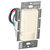 Lutron Maestro - PIR Vacancy Sensor with Dimmer - Light Almond