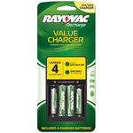 Rayovac PS133-4B - Battery Charger Image