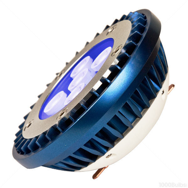 Blue LED - PAR36 - 5 Watt - 85 Lumens Image