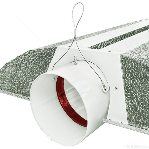Cool Tube Grow Light Hood - 8 in. Diameter Flange Image