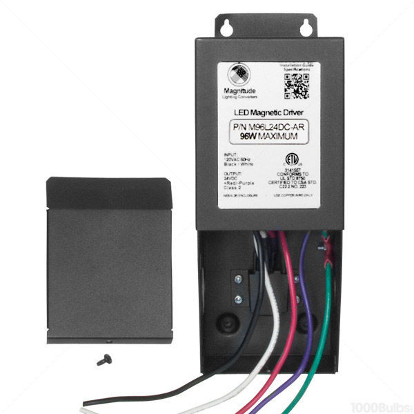 LED Driver - Dimmable - 24 Volt - 0-96 Watt Image