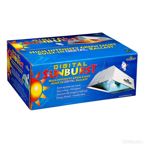 250 Watt - Digital Sunburst - Grow Light Reflector Kit Image