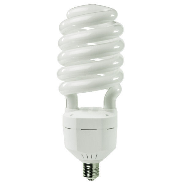 Spiral CFL - 105 Watt - 420W Equal - 4100K Cool White Image