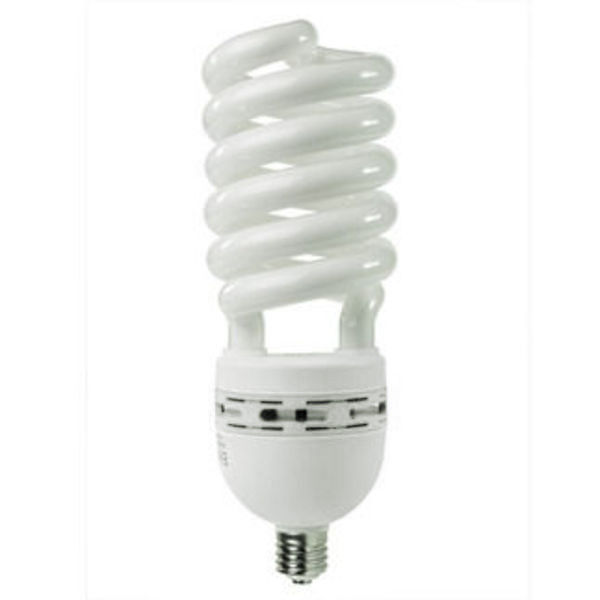 Spiral CFL - 105 Watt - 500W Equal - 5000K Full Sprectrum Image