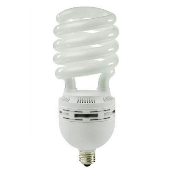 Spiral CFL - 105 Watt - 400W Equal - 5000K Full Spectrum Image