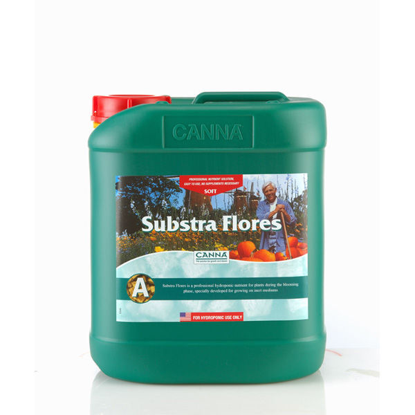 Substra Flores - Part A and B - 5 Liter Image
