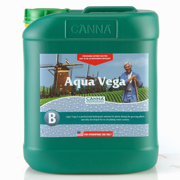 Aqua Vega - Part A and B - 5 Liter Image
