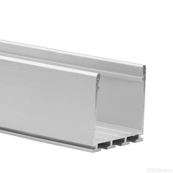 3.28 ft. Anodized Aluminum LIPOD Drywall Channel Image