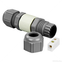 Waterproof Coupler - Designed for HR Line Channels - 12 or 24 Volt - KLUS 42702