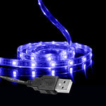 USB LED Tape Light - Blue Image