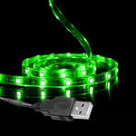 USB LED Tape Light - Green Image
