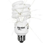Spiral CFL - 23 Watt - 100W Equal - 5500K Full Spectrum Daylight Image