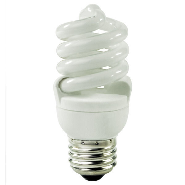 T2 Spiral CFL - 20 Watt - 75W Equal - 2700K Warm White Image