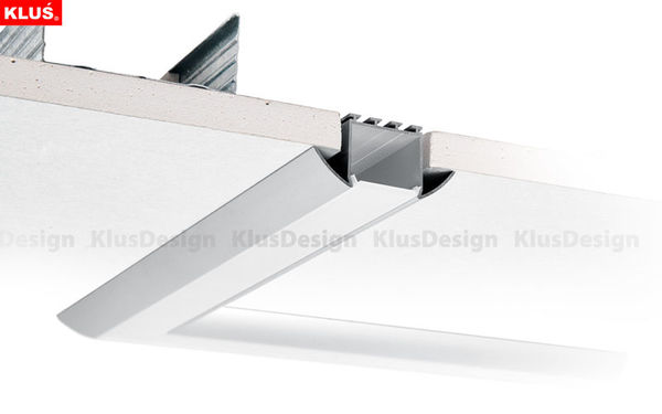 6.56 ft. Anodized Aluminum LESTO Drywall Channel Image