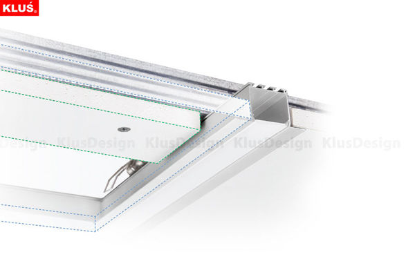 3.28 ft. Anodized Aluminum LARKO Drywall Channel Image