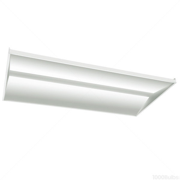5041 Lumens - 2 x 4 LED Recessed Troffer Image
