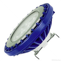 6 Watt - LED - PAR36 - 20W Equal - 30 Deg. Flood - 2700K Incandescent White - Wet Location - PLT PAR36 6 2700 30