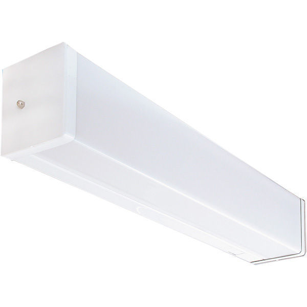 Modern Fluorescent Vanity Light Image