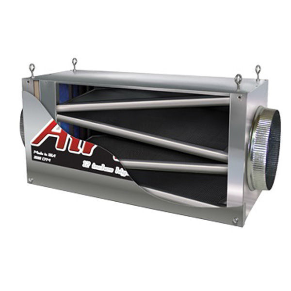Air Box 3 Stealth Edition 706106 - 8 in. - In-line Charcoal Filter Image