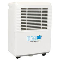 50 Pint - Dehumidifier - 4.7 Amps - 120 Volts - 520 Watts - Ideal-Air 700826