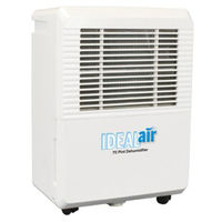 70 Pint - Dehumidifier - 6.9 Amps - 120 Volts - 720 Watts - Ideal-Air 700828