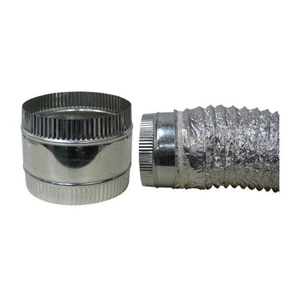 Duct Coupler - 4 in. Image