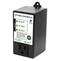 Atlas 7 - CO2 Controller - Photocell - Factory Calibrated - ETL Listed -  120 Volt - Titan Controls 702614