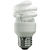 T2 Spiral CFL - 10 Watt - 40W Equal - 2700K Warm White
