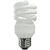T2 Spiral CFL - 13 Watt - 60W Equal - 2700K Warm White