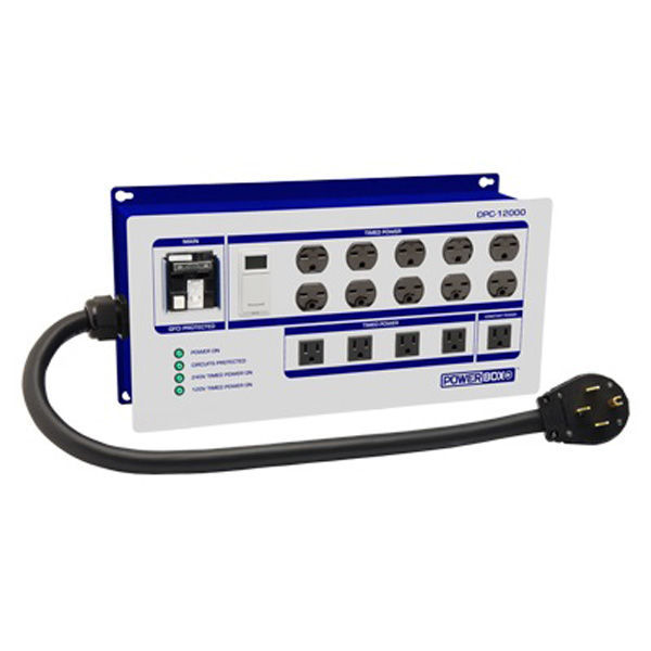 Powerbox Timer - 15 Outlet Image