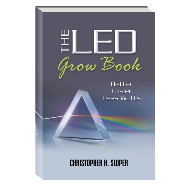 The LED Grow Book - Paperback Image