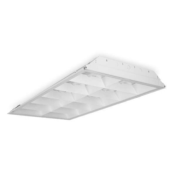 2 Lamp - F17T8 - 2 ft. - High Efficiency Parabolic Fixture Image