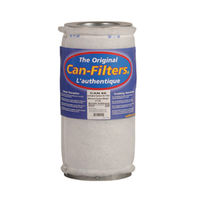 Can 66 - Carbon Filter - 824 CFM Max Scrubbing - 412 CFM Max Exhaust - 2.5 in. Carbon Bed - Will Accept 6, 8, or 10 in. Flange (Sold Separately) - HydroFarm CF358616