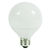 G25 CFL - 15 Watt - 60W Equal - 4100K Cool White