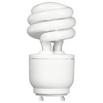 Spiral CFL -13 Watt -  60W Equal - 2700K Warm White Image