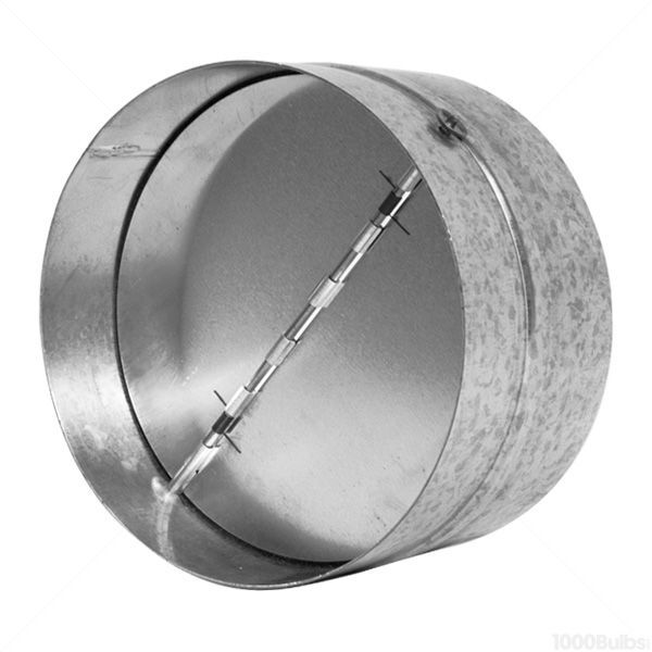 6 in. Backdraft Damper Image