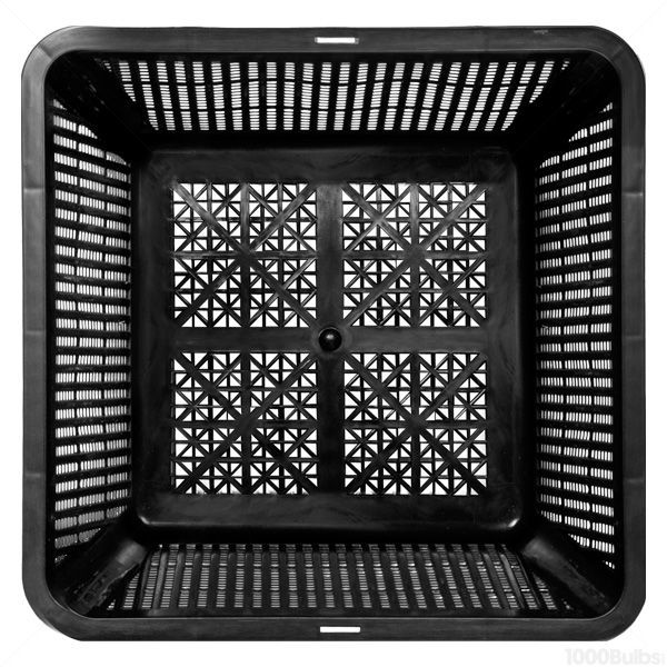 Square Mesh Basket - 9 in. Square x 5 in. Tall Image